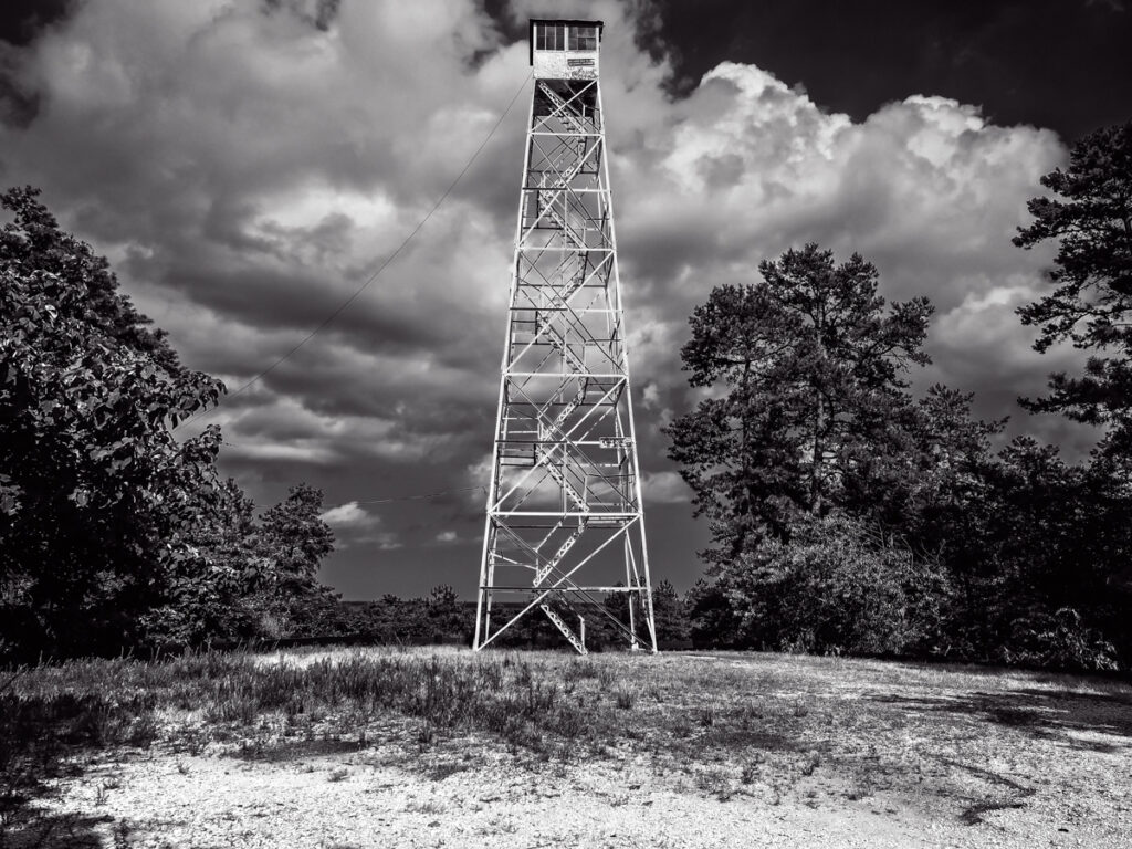 The tower at Apple Pie Hill Photo